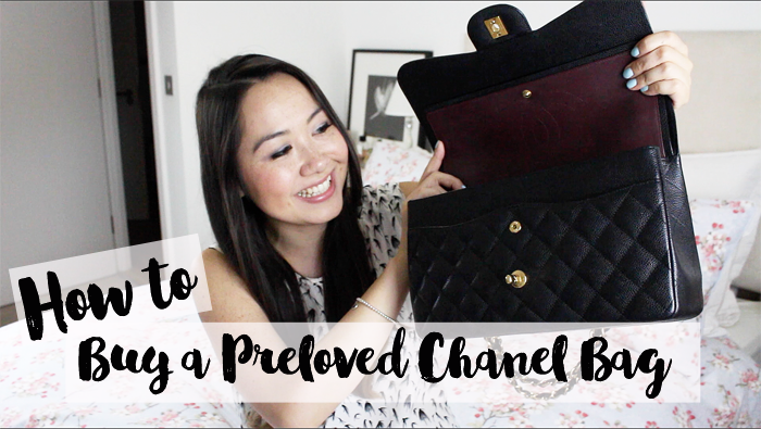 8e6351c9d31b How and Where To Buy Pre-Loved Chanel Bags - Chase Amie