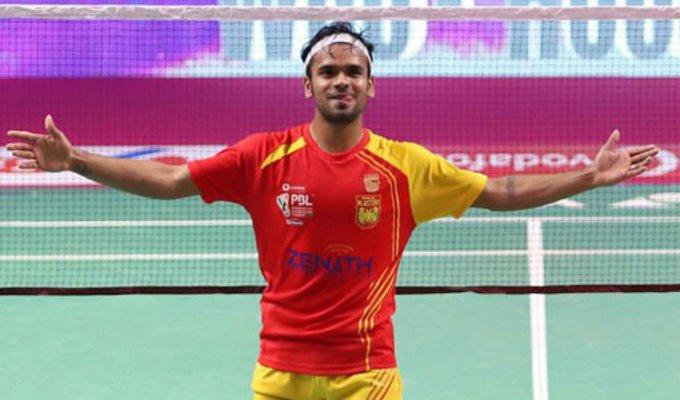 Subhankar Dey India Open