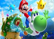 Mario & Yoshi Puzzle