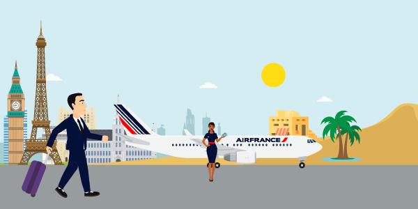 Air France - Meilleures Offres de vols vers Afrique !