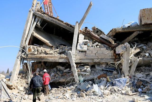 Rezim Syiah Suriah Telah Hancurkan 57% Rumah Sakit di Suriah