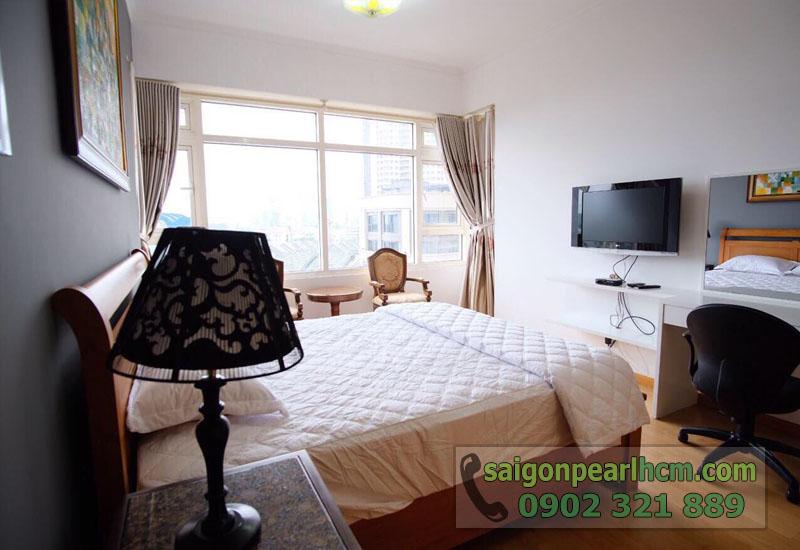 Cho thuê căn hộ Saigon Pearl 86m2 - phòng ngủ đẹp