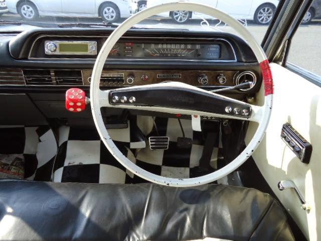 Daily Turismo: 5k: Mini Japanese Conti: 1975 Mitsubishi Debonair