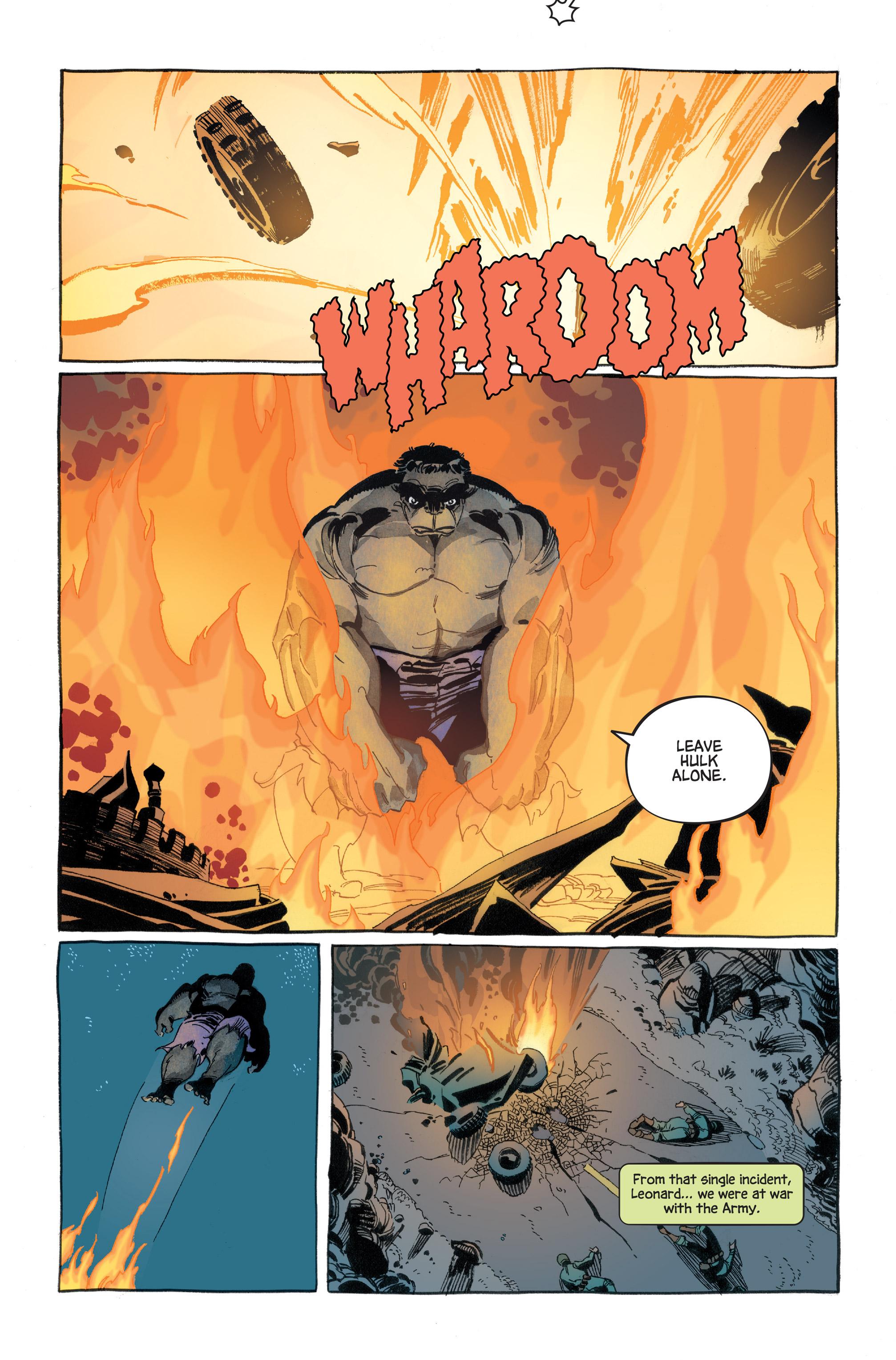 Read online Hulk: Gray comic -  Issue #1 - 20