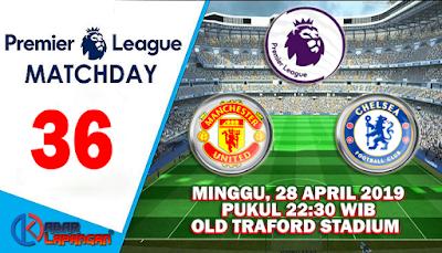 Prediksi Bola Manchester United vs Chelsea 28 April 2019