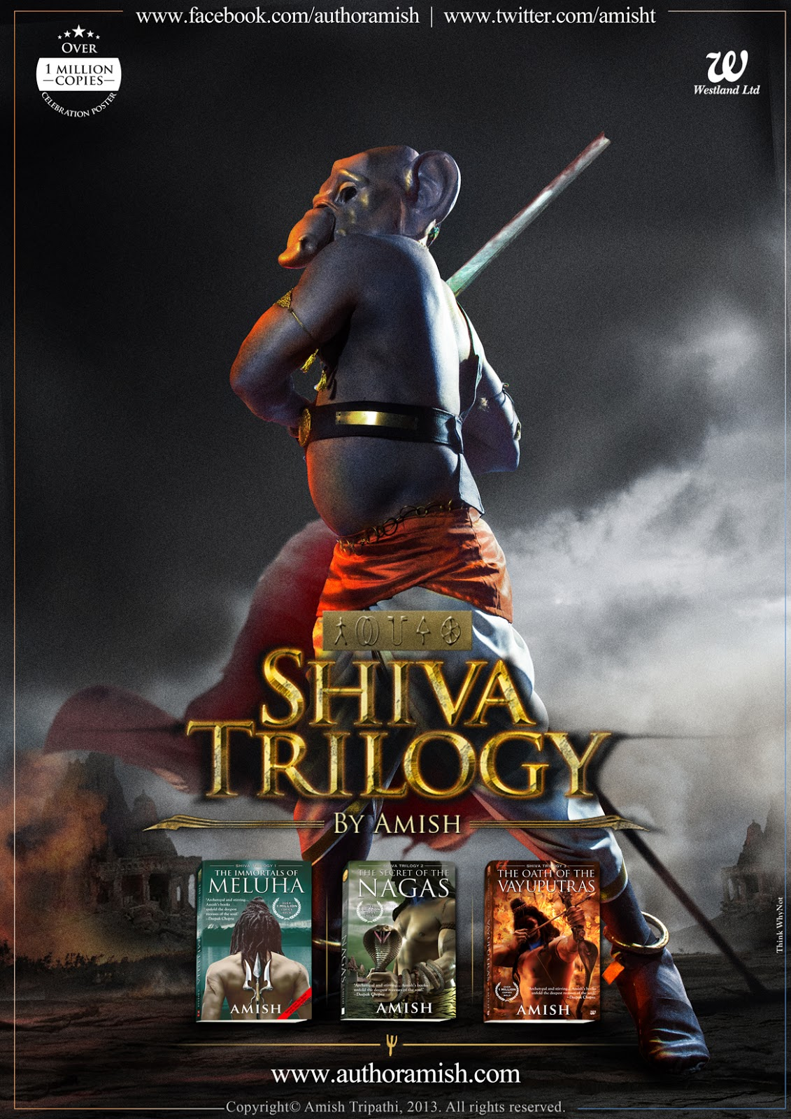 Shiva Trilogy Wallpapers Hd Work Shiva Trilogy Posters