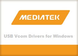 Mediatek USB Vcom Drivers Windows 7 Free Download