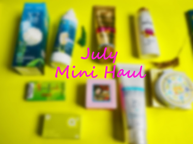 July Mini Haul