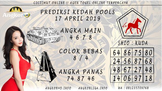 Prediksi Angka Jitu KEDAH POOLS 17 APRIL 2019