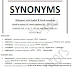 SYNONYMS (Bilingual- with English & Hindi meaning)