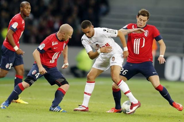 Monaco vs Lille OSC