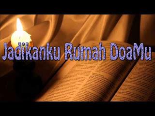 Chord Lagu Rohani : JADIKANKU RUMAH DOA-MU  - Ir. Niko N. & Ir. Djohan H.