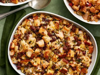 Roundup of the best Thanksgiving recipes from this year's food magazines!