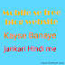 mobile se free blog website kaise banaye! How to create free website