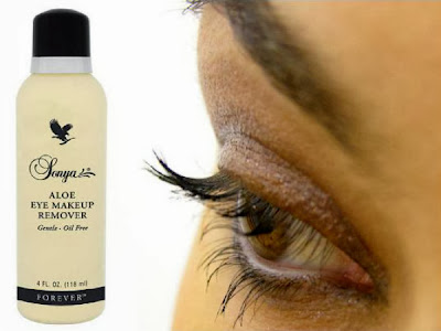 Art. 186 -  SONYA ALOE EYE MAKEUP REMOVER - CC 0,044