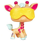 Littlest Pet Shop 3-pack Scenery Giraffe (#2303) Pet