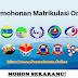 PERMOHONAN ONLINE KEMASUKAN PROGRAM MATRIKULASI KPM SESI 2021 / 2022