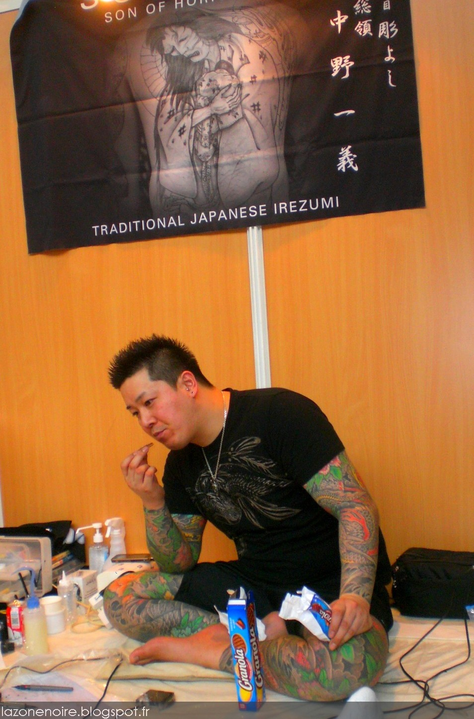 Salon du tatouage paris - Bon salon de tatouage paris ...