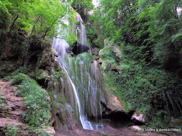 Cascada, autoire, Francia