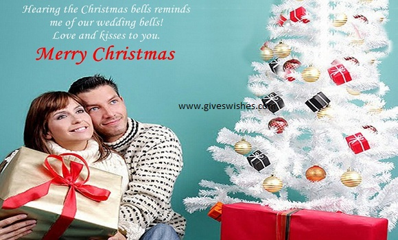 Christmas Message For Husband By Giveswishes
