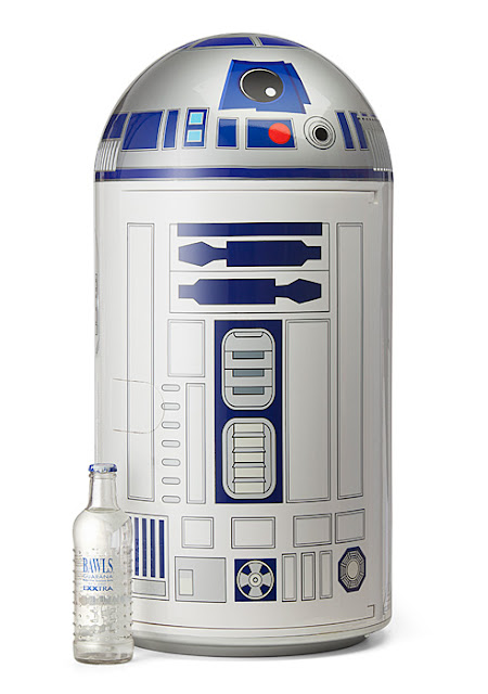 Starwars R2-D2 Fridge
