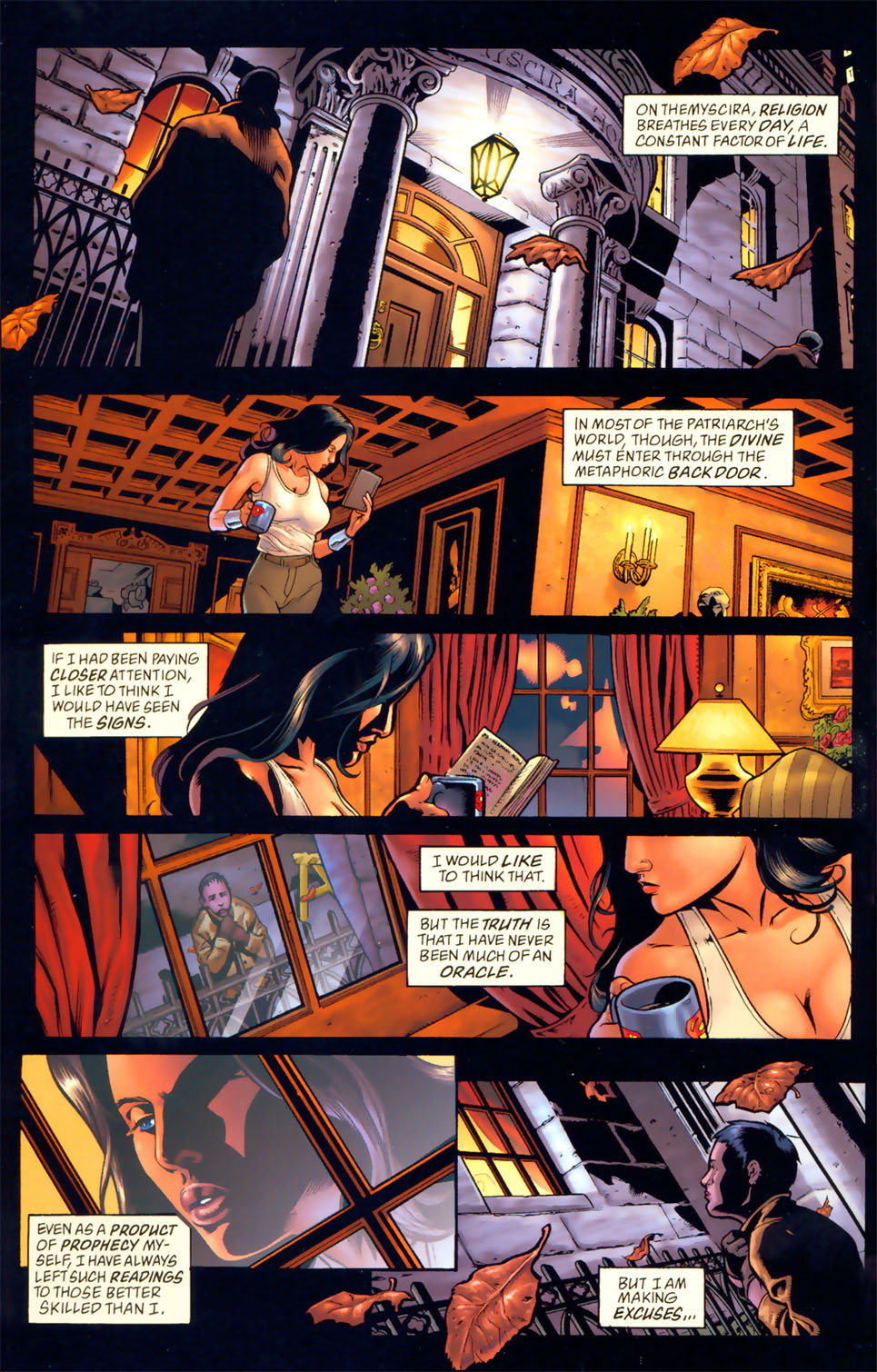 Read online Wonder Woman: The Hiketeia comic -  Issue # Full - 29