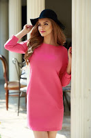Rochie Top Secret Finest Look Pink (Top Secret)