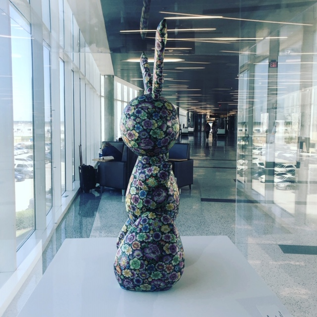 Art at George Bush Intercontinental Airport