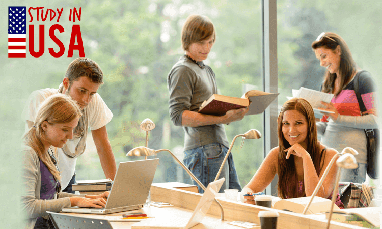 Study in the United States International Students