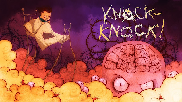 Knock-knock мозг