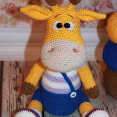 Adorable Crochet Giraffe Patterns - The Cutest Ideas | Giraffe ... | 403x403