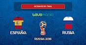 ¡Rusia está en 4tos!. El anfitrión derrotó por penales a España