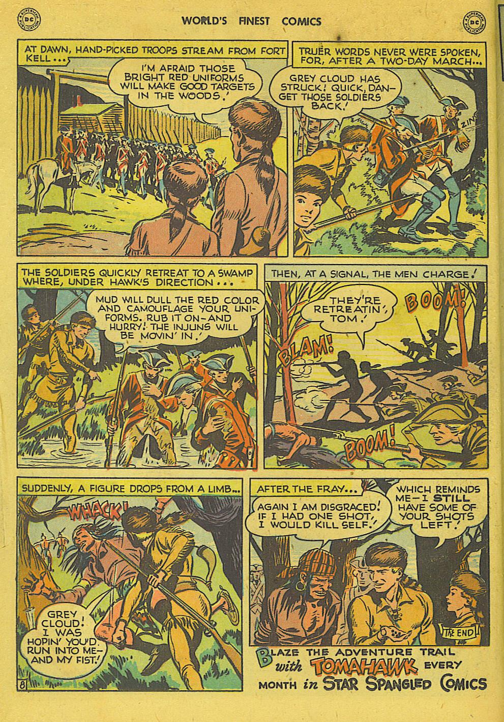Read online World's Finest Comics comic -  Issue #34 - 24