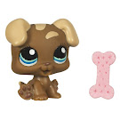Littlest Pet Shop Singles Puppy (#1052) Pet