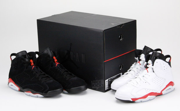 "7138edf664b IN RETROSPECT  AIR JORDAN 6 ""INFRARED"" PACK"