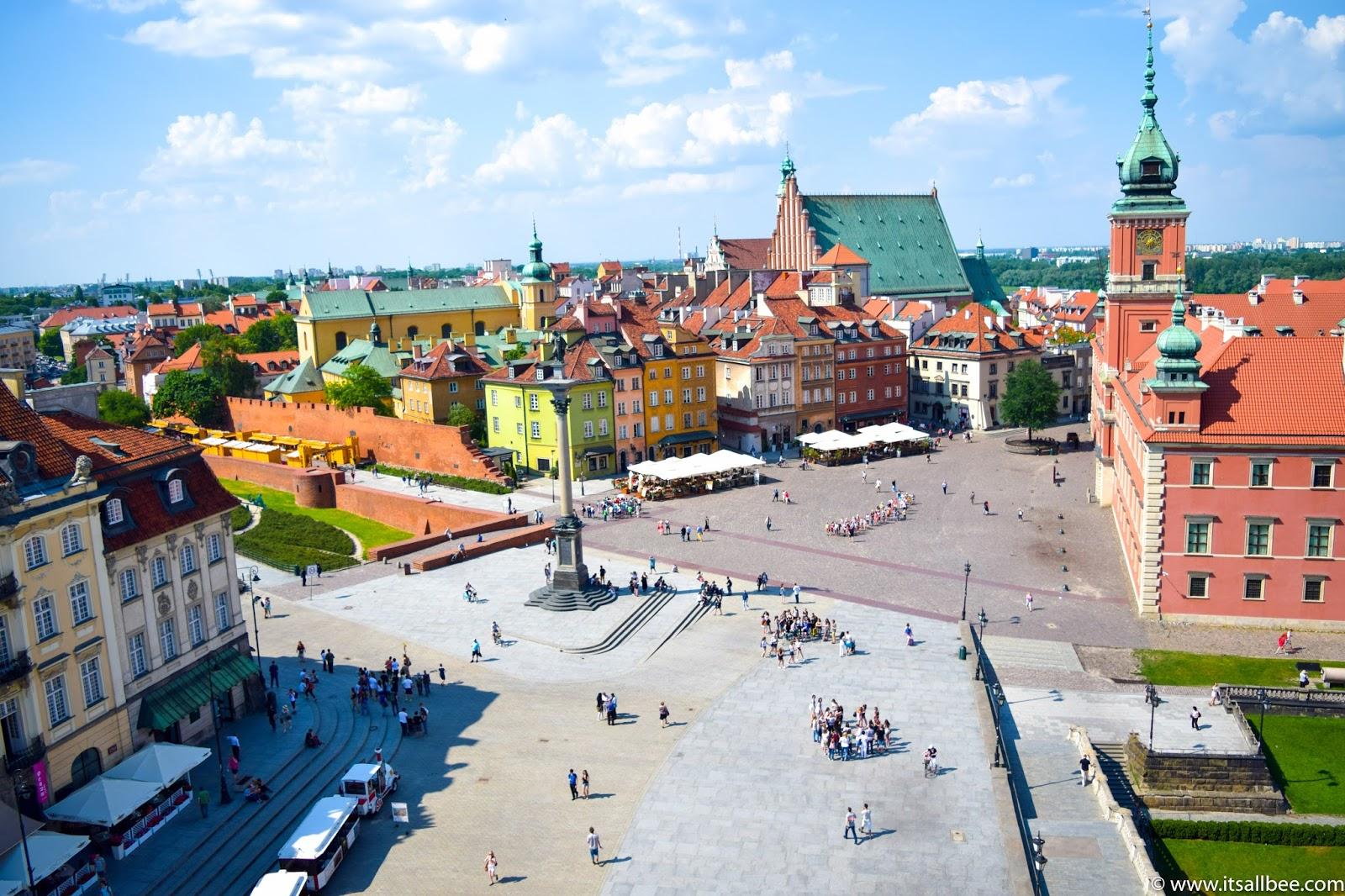 My Weekend In Warsaw | Top Things To See In Warsaw