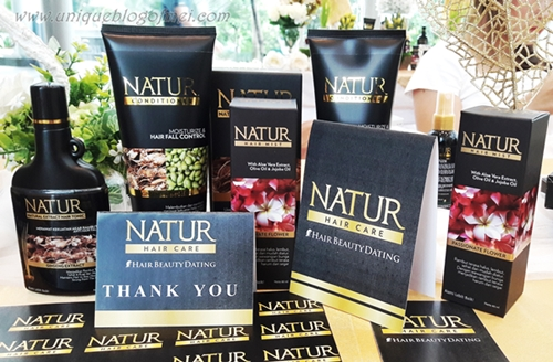 Natur Hair Beauty Dating 2017 Event Report + Products Review 2