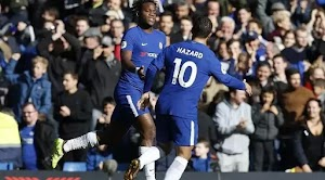 Michy Batshuayi So Hero of the Resurrection Chelsea