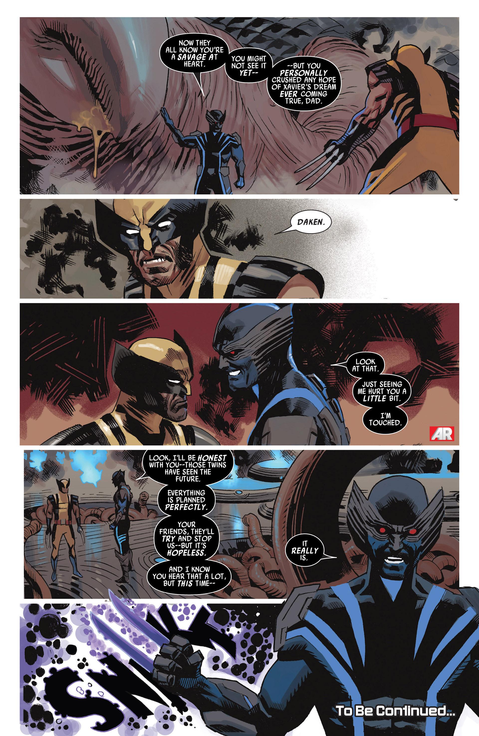 Read online Uncanny Avengers (2012) comic -  Issue #10 - 21