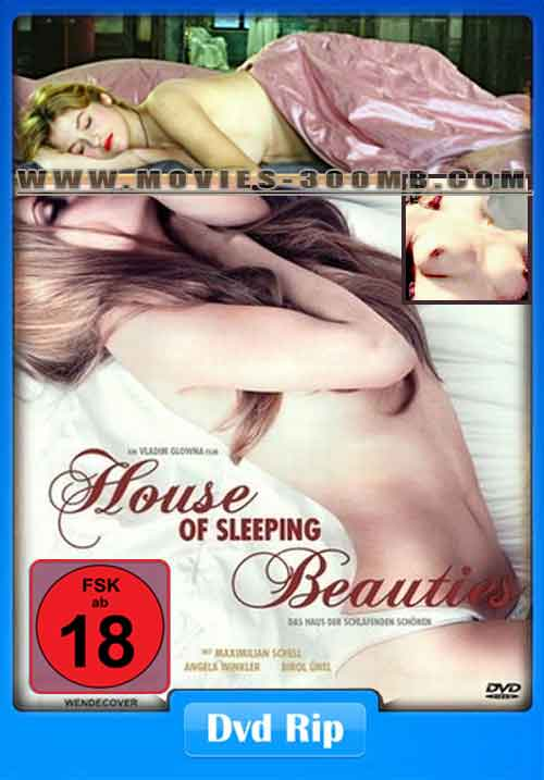[18+] House of the Sleeping Beauties 2006 480p DVDRip 250MB Poster
