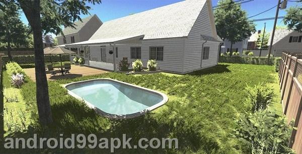 لعبة تصميم المنازل House Designer: Fix & Flip v0.988 مهكرة بحجم 105 ميجابايت للاندرويد