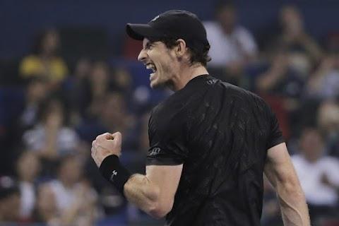 Lovaggá ütötték Andy Murrayt