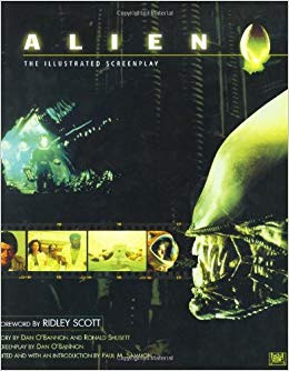 Alien: Illustrated Screenplay: Complete Illustrated Screenplay