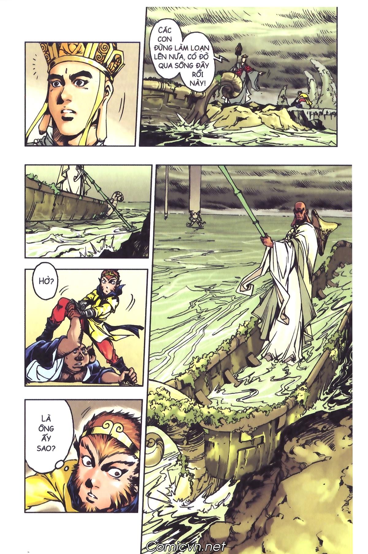 Tây Du Ký màu - Chapter 133 - Pic 15