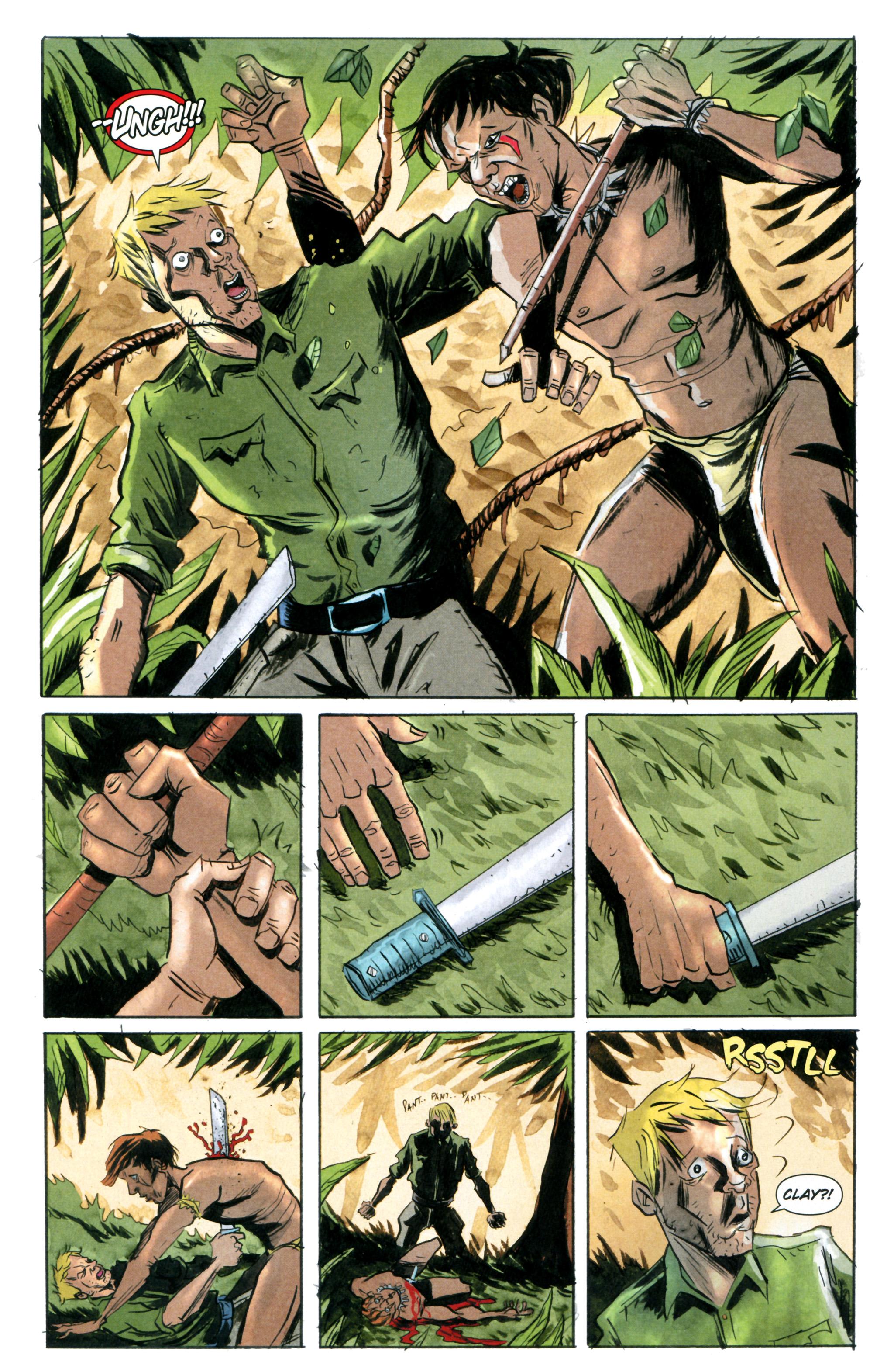 Read online Trillium comic -  Issue #1 - 14