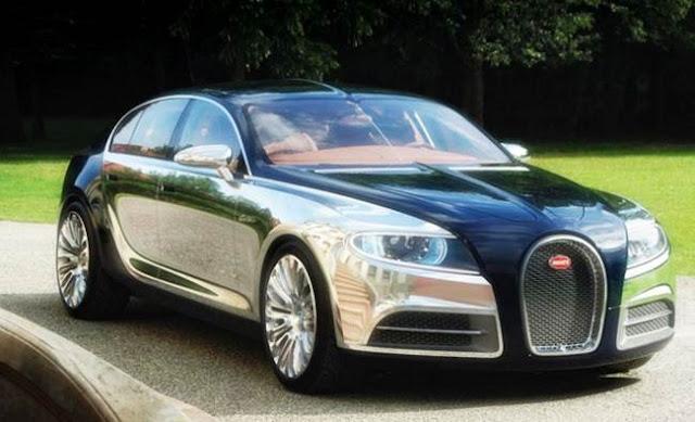 2016 Bugatti Royale Redesign