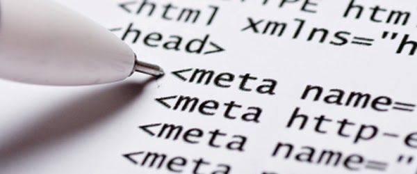 How to add HTML Meta tags - title, description and keywords - to your blog