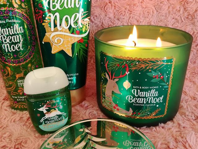 Vanilla Bean Noël de Bath & Body Works