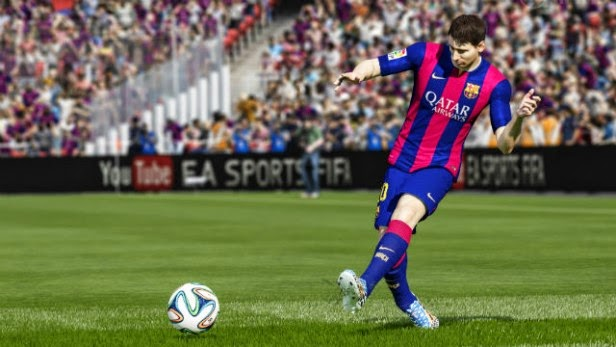 Review Game FIFA 15 Ultimate Team
