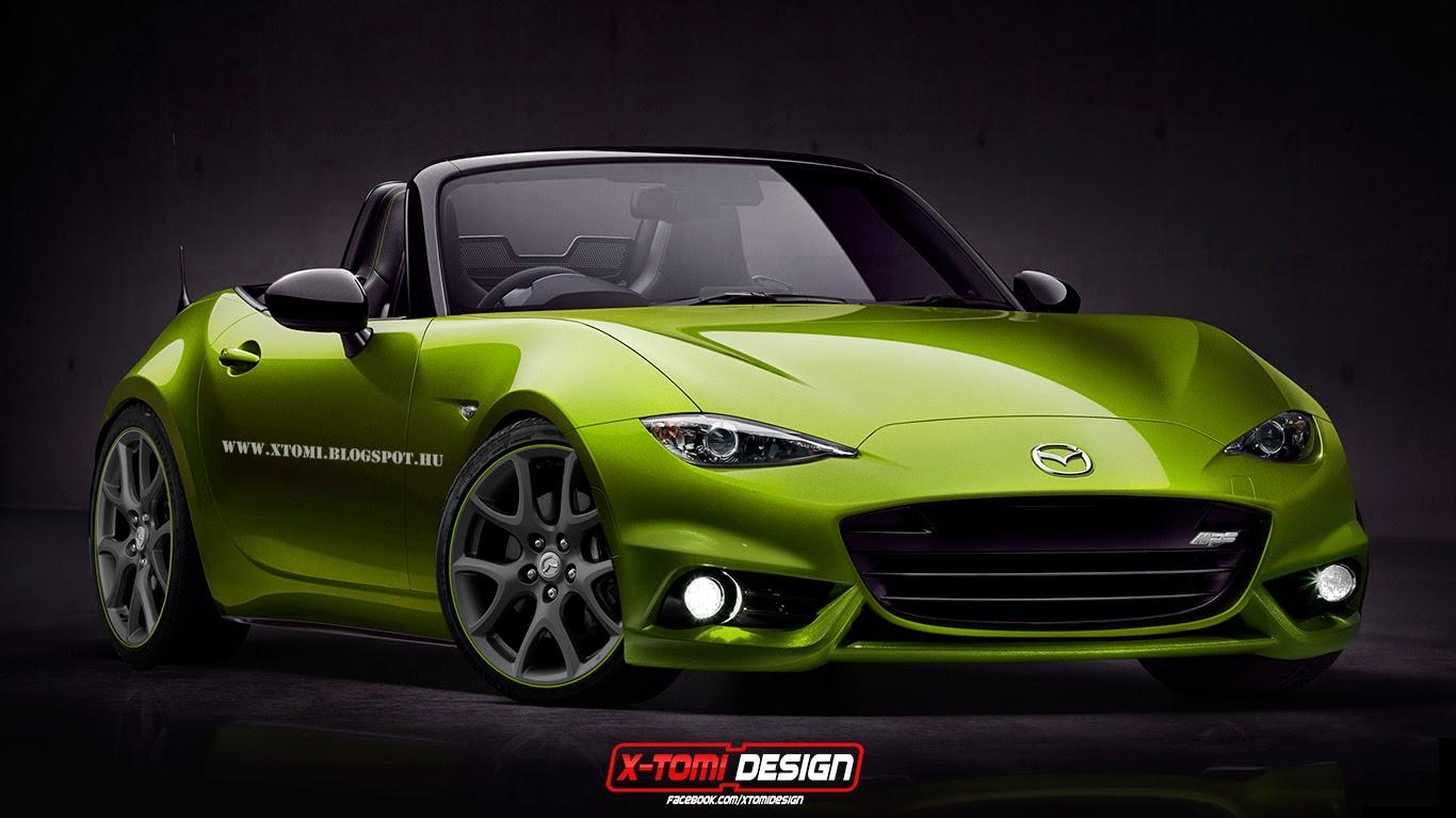 X Tomi Design Mazda Mx 5 Mps